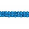 Metallic Turquoise Double Box Braid